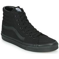 Παπούτσια Άνδρας Ψηλά Sneakers Vans SK8 HI Black