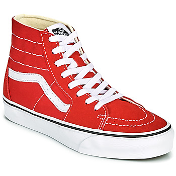 Παπούτσια Ψηλά Sneakers Vans SK8 HI TAPERED Red