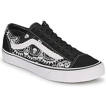 Παπούτσια Χαμηλά Sneakers Vans STYLE 36 Black / Άσπρο