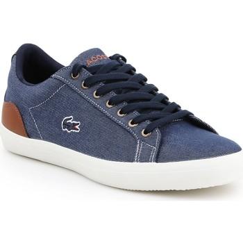 Παπούτσια Άνδρας Χαμηλά Sneakers Lacoste Lerond 317 2 CAM 7-34CAM00422Q8 navy , brown