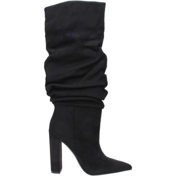 Παπούτσια Γυναίκα Μποτίνια Steve Madden SMSSLOUCH-BLK Μαύρος