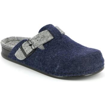 Παπούτσια Άνδρας Παντόφλες Grunland CI1016 Μπλε