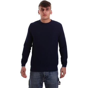 Υφασμάτινα Άνδρας Πουλόβερ Navigare NV10251 30 Μπλε