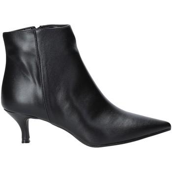 Παπούτσια Γυναίκα Μποτίνια Grace Shoes 319S105 Μαύρος