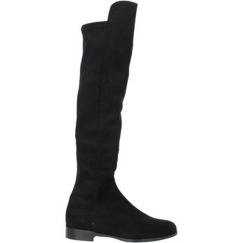Παπούτσια Γυναίκα Μποτίνια Grace Shoes 867001 Μαύρος