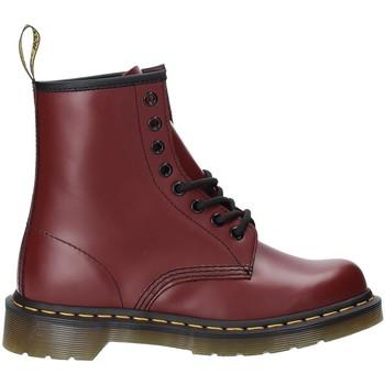 Παπούτσια Γυναίκα Μποτίνια Dr Martens DMS1460CRSM10072600 το κόκκινο