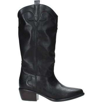 Παπούτσια Γυναίκα Μποτίνια Grace Shoes 544101 Μαύρος