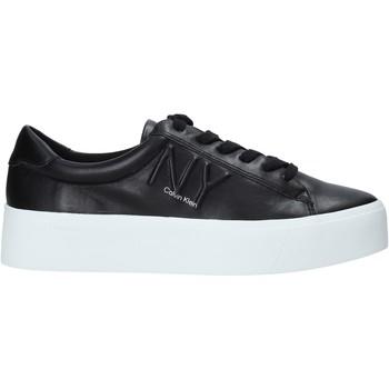Παπούτσια Γυναίκα Sneakers Calvin Klein Jeans B4E00036 Μαύρος