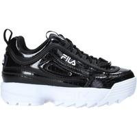 Παπούτσια Παιδί Sneakers Fila 1011081 Μαύρος