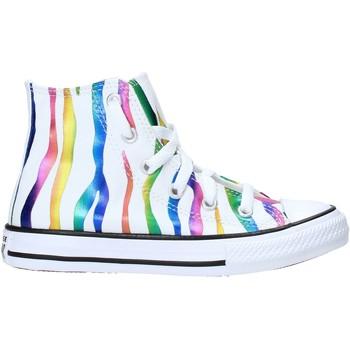 Παπούτσια Παιδί Sneakers Converse 667600C λευκό