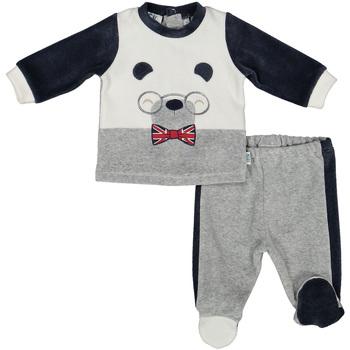 Υφασμάτινα Παιδί Κοστούμια και γραβάτες  Melby 20Q0890 Γκρί