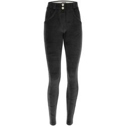Υφασμάτινα Γυναίκα Παντελόνια Freddy WRUP1RC010 Μαύρος