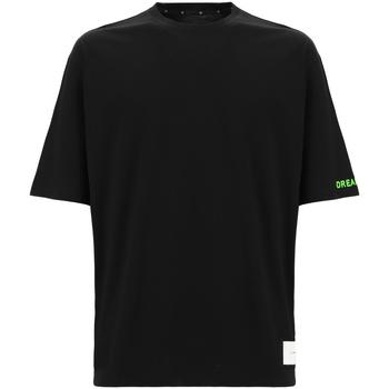 Υφασμάτινα Γυναίκα T-shirts & Μπλούζες Freddy F0ULTT2 Μαύρος