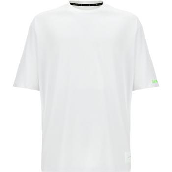 Υφασμάτινα Άνδρας T-shirts & Μπλούζες Freddy F0ULTT2 λευκό