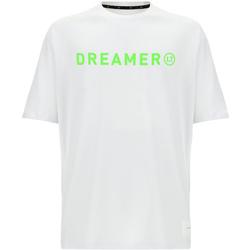 Υφασμάτινα Άνδρας T-shirts & Μπλούζες Freddy F0ULTT3 λευκό