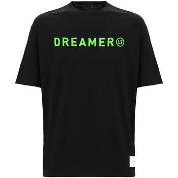 Υφασμάτινα Γυναίκα T-shirts & Μπλούζες Freddy F0ULTT3 Μαύρος