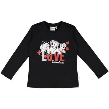 Υφασμάτινα Παιδί T-shirts & Μπλούζες Melby 40C0283DN Μαύρος
