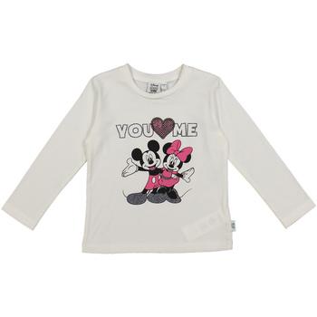 Υφασμάτινα Παιδί T-shirts & Μπλούζες Melby 40C0403DN λευκό