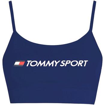 Υφασμάτινα Γυναίκα Αθλητικά μπουστάκια  Tommy Hilfiger S10S100450 Μπλε