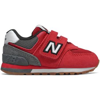 Παπούτσια Παιδί Sneakers New Balance NBIV574ATG το κόκκινο