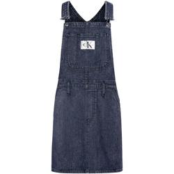 Υφασμάτινα Γυναίκα Ολόσωμες φόρμες / σαλοπέτες Calvin Klein Jeans J20J214426 Μπλε