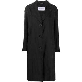 Υφασμάτινα Γυναίκα Σακάκια Calvin Klein Jeans K20K202050 Μαύρος