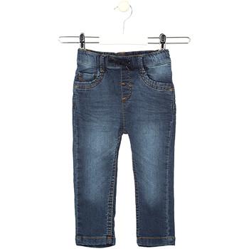 Υφασμάτινα Παιδί Jeans Losan 025-6664AL Μπλε