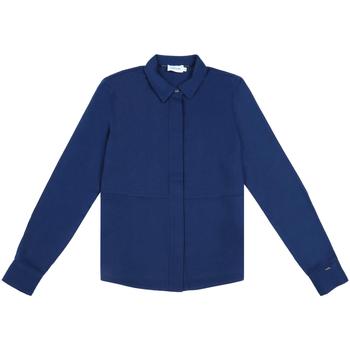Υφασμάτινα Γυναίκα Πουκάμισα Calvin Klein Jeans K20K202183 Μπλε