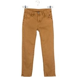 Υφασμάτινα Παιδί Παντελόνια Losan 023-9004AL Κίτρινος