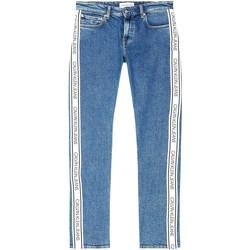 Υφασμάτινα Άνδρας Jeans Calvin Klein Jeans J30J316018 Μπλε