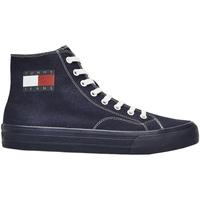 Παπούτσια Άνδρας Sneakers Tommy Hilfiger EM0EM00485 Μπλε