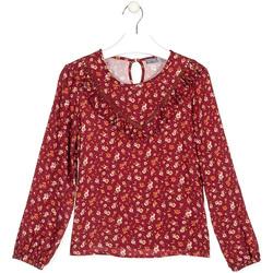 Υφασμάτινα Παιδί T-shirts & Μπλούζες Losan 024-3001AL το κόκκινο