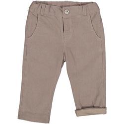 Υφασμάτινα Παιδί Παντελόνια Melby 20G0250 Μπεζ
