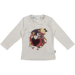 Υφασμάτινα Παιδί T-shirts & Μπλούζες Melby 20C0361 λευκό