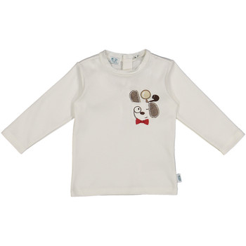 Υφασμάτινα Παιδί T-shirts & Μπλούζες Melby 20C2150 λευκό