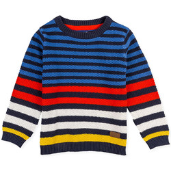 Υφασμάτινα Παιδί Πουλόβερ Losan 025-5006AL Μπλε