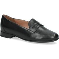 Παπούτσια Γυναίκα Μοκασσίνια Caprice Casual Low Heels Black Black