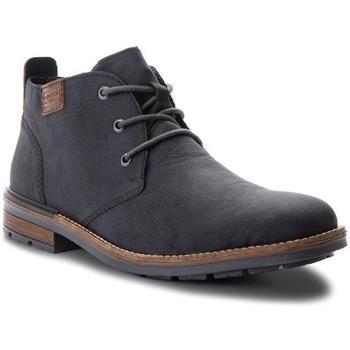 Παπούτσια Άνδρας Μπότες Rieker Derby Ambor Ankle Boots Blue