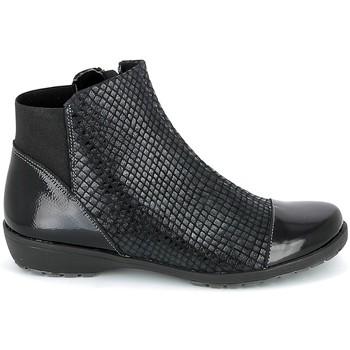 Μπότες Boissy 8081 Noir