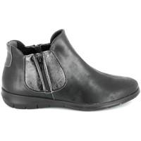Παπούτσια Γυναίκα Μπότες Boissy 66000 Noir Black