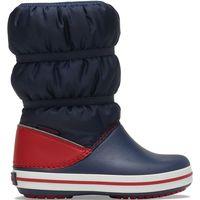 Παπούτσια Παιδί Μπότες βροχής Crocs Crocs™ Crocband Winter Boot Kid's  μικτός