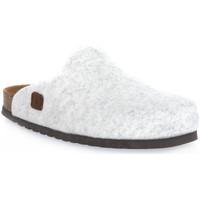 Παπούτσια Σαμπό Bioline GHIACCIO MERINOS Bianco