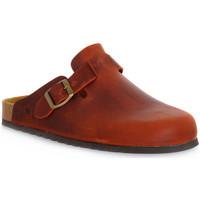 Παπούτσια Σαμπό Bioline RUGGINE INGRASSATO Arancione
