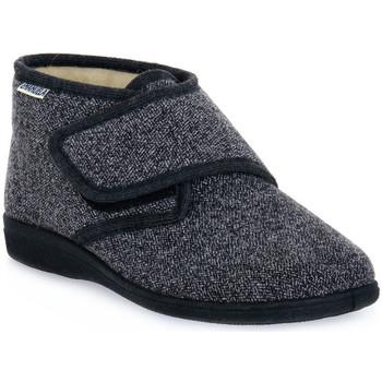Παπούτσια Άνδρας Παντόφλες Emanuela 995 EDGAR GRIGIO Grigio