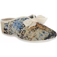 Παπούτσια Γυναίκα Παντόφλες Emanuela 2900 GOBE 320 Grigio