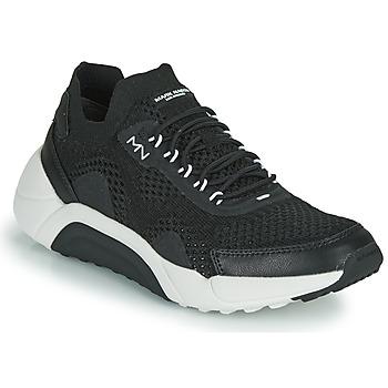 Παπούτσια Άνδρας Χαμηλά Sneakers Skechers ENDURO-SILVERTON Black