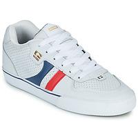 Παπούτσια Άνδρας Χαμηλά Sneakers Globe ENCORE-2 Άσπρο / Μπλέ / Red