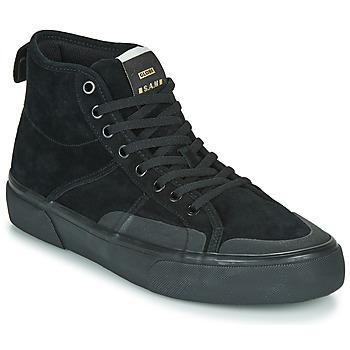 Παπούτσια Άνδρας Ψηλά Sneakers Globe LOS ANGERED II Black