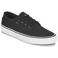 Παπούτσια Άνδρας Χαμηλά Sneakers Globe MOTLEY II Black / Άσπρο