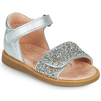 Παπούτσια Κορίτσι Σανδάλια / Πέδιλα Acebo's 1232-PLATA Silver